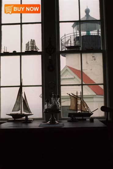 Curtis Island Light - Camden