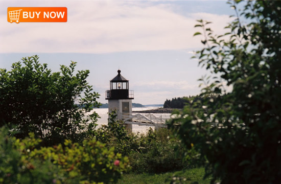 Marshall Point Light 180 - Port Clyde