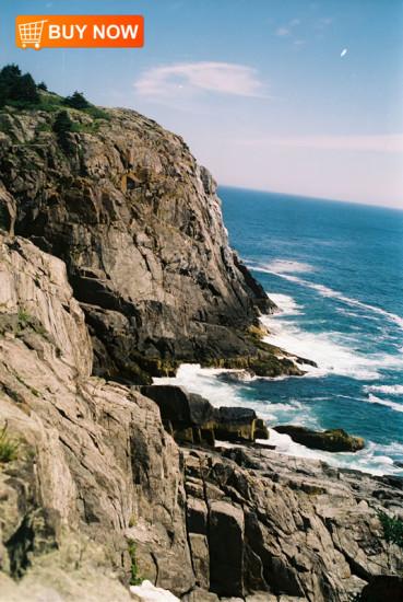 Rocky Shore - Monhegan