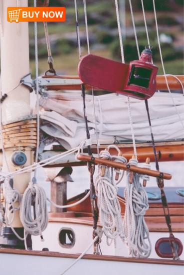 Sailboat Ropes-Port Light 249