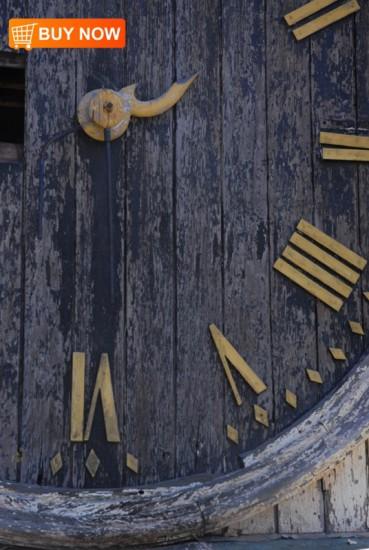 Biddeford Clock Face 354