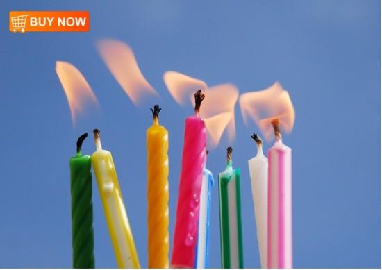 Birthday Candles